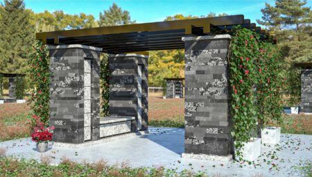 Niche Pergolas Base Option 6