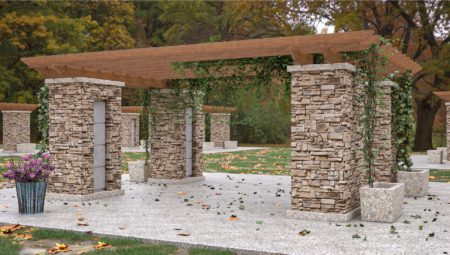 Niche Pergolas Base Option 4