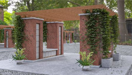 Niche Pergolas Base Option 2