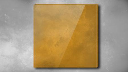 Orange-Acrylic