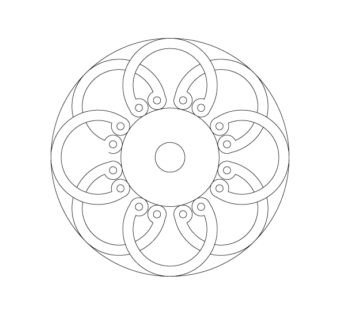 Rosettes-Traditional-Round-Draw